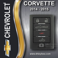REFURBISHED Chevrolet Corvette Convertible Smart Key 5B Trunk / Drop Top G09C04EEC5C / 2014 +